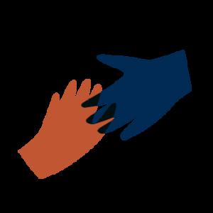 Tribu Verte Main dans la main